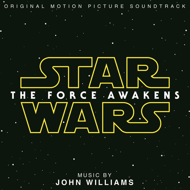 Star Wars: The Force Awakens: Soundtrack
