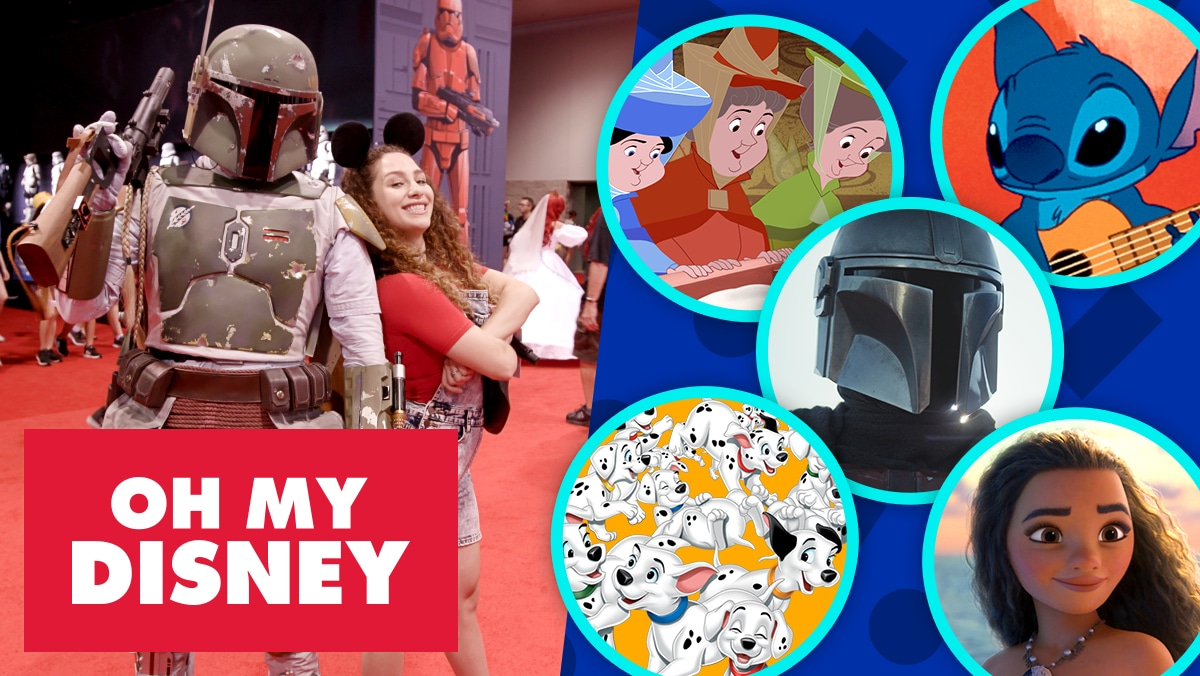 Are You the Ultimate Disney Fan? | Oh My Disney