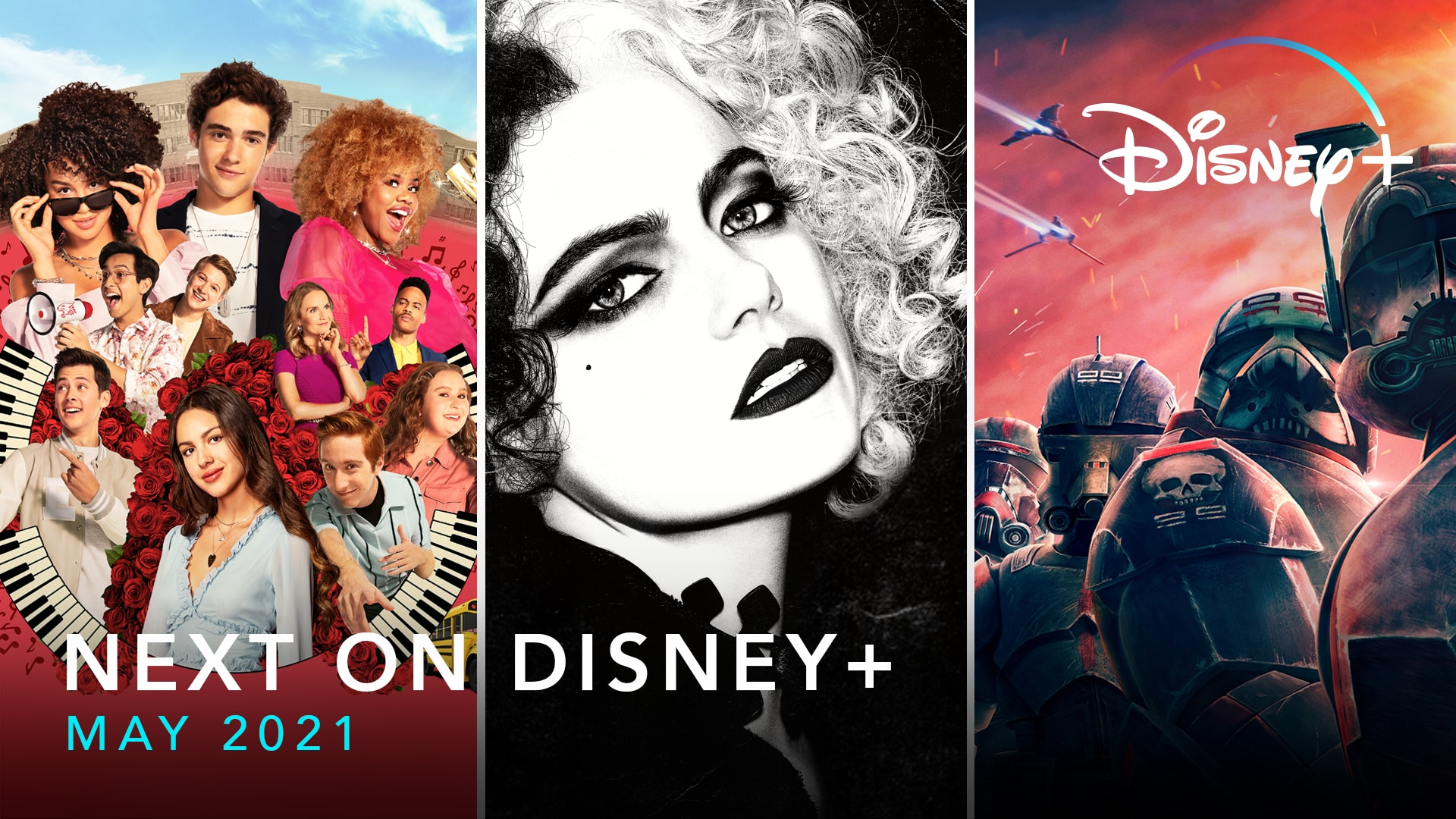 Next On Disney+ - May 2021| Disney+
