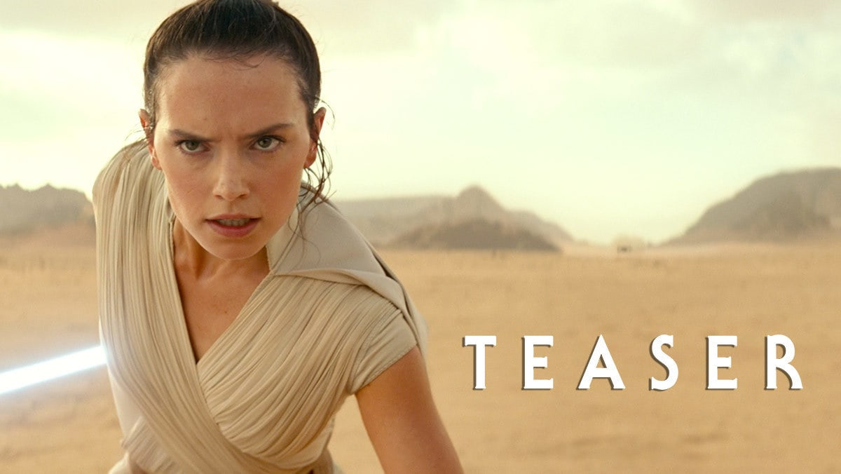 Star Wars: Episode IX – Teaser