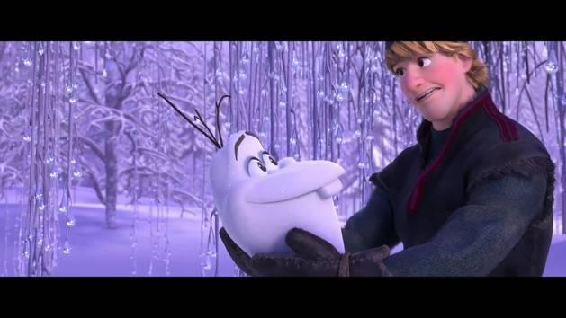 Die Eiskönigin - Was würde Olaf tun? - Sich fallen lassen