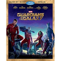 Image of Guardians of the Galaxy Blu-ray 3D Combo Pack # 1