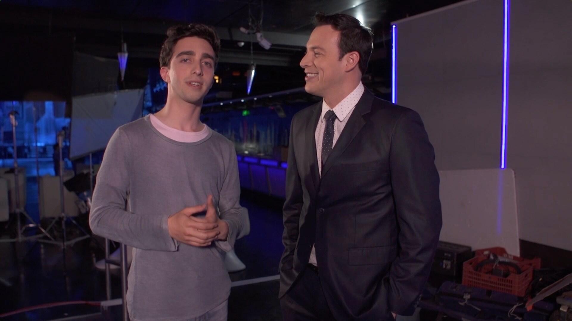 Javi entrevista a Diego Guevara - Backstage O11CE