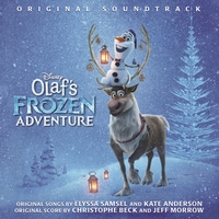 Olaf's Frozen Adventure: Soundtrack