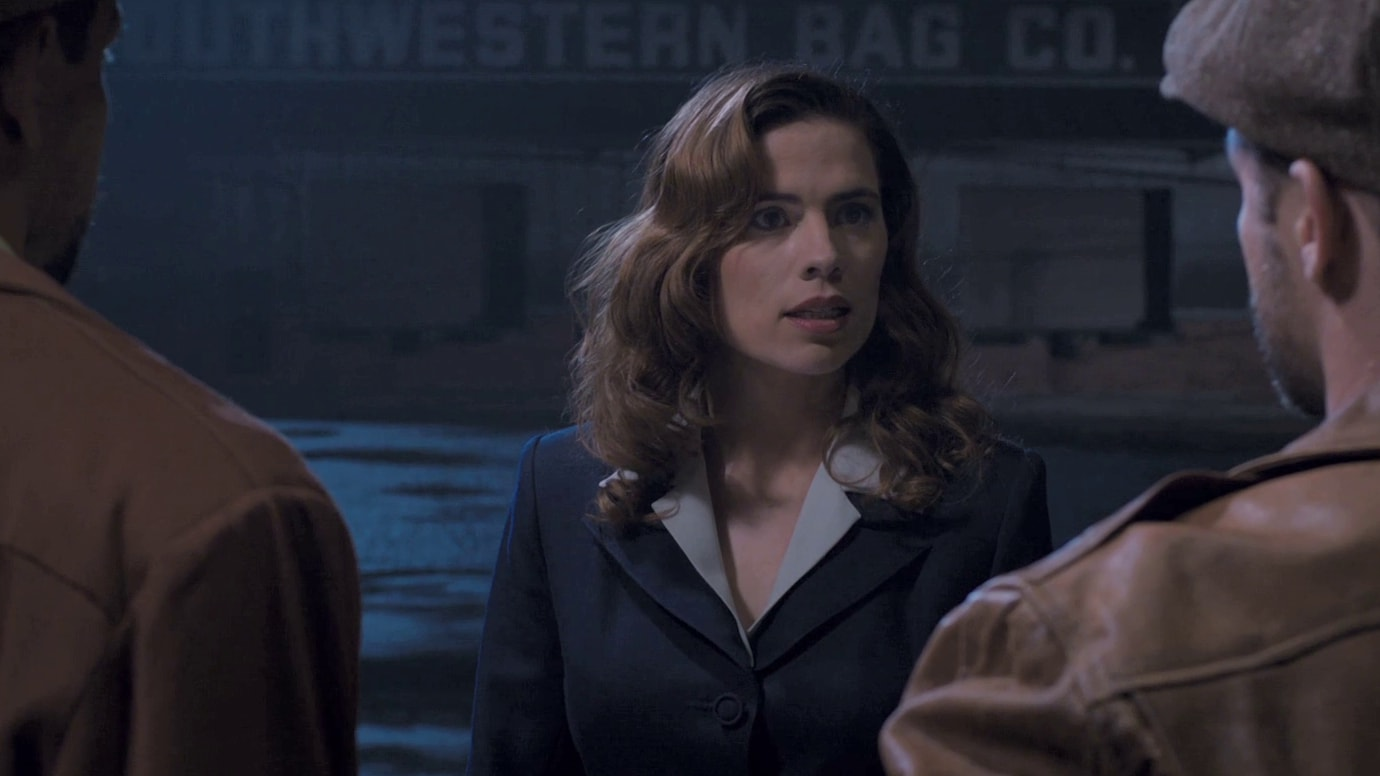 Behind the Scenes Commentary | Agent Carter | Marvel's Cinematic Universe Phase 2