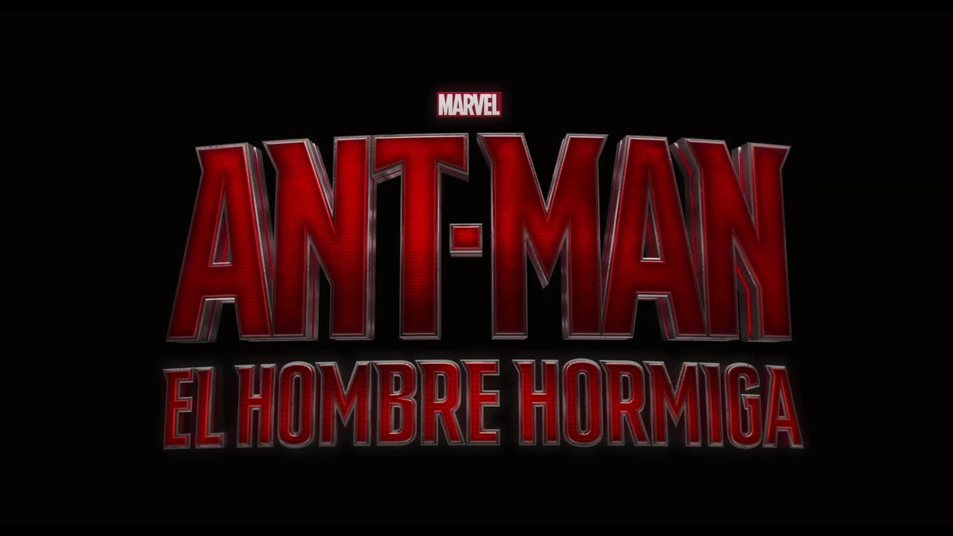 Solo las pequeñas cosas - Ant-Man: El hombre hormiga