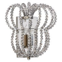 Minnie Mouse Beaded Wall Sconce by Ethan Allen