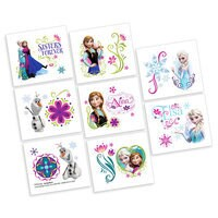 Frozen Tattoos - 2 Pack