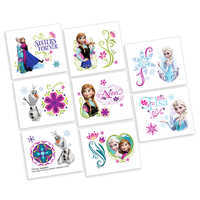 Image of Frozen Tattoos - 2 Pack # 1