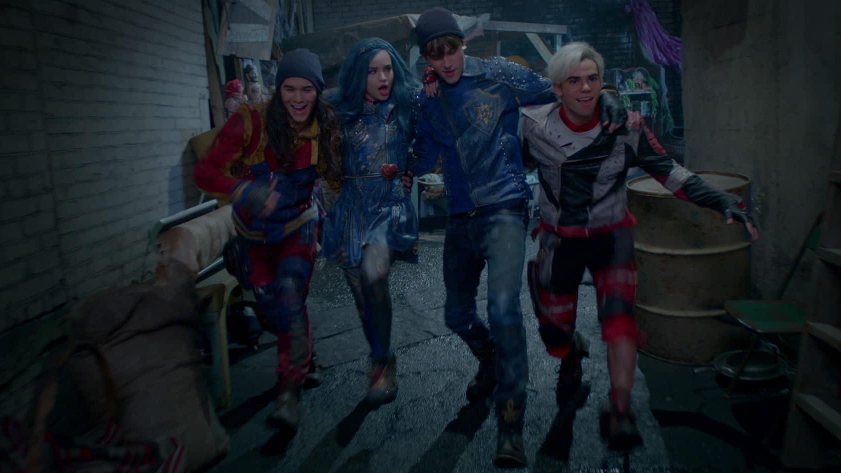 Descendants 2 Mashup Mix