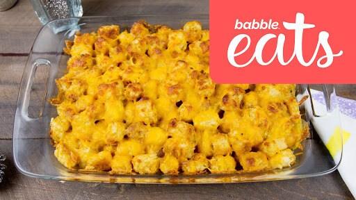 Cheesy Tater Casserole | Babble Eats