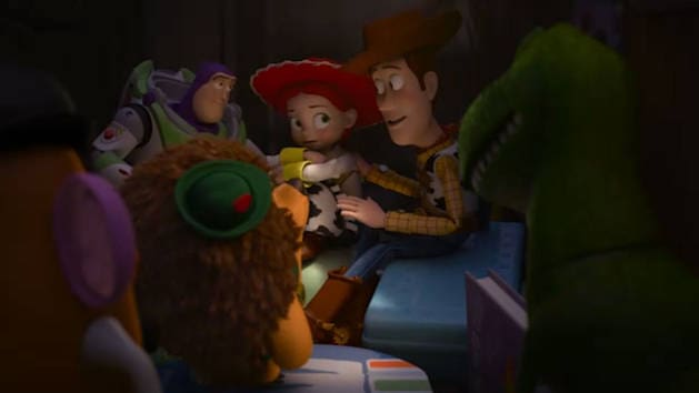 Toy Story of Terror - Trailer