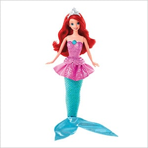 Disney Princess Mermaid-to-Princess Ariel
