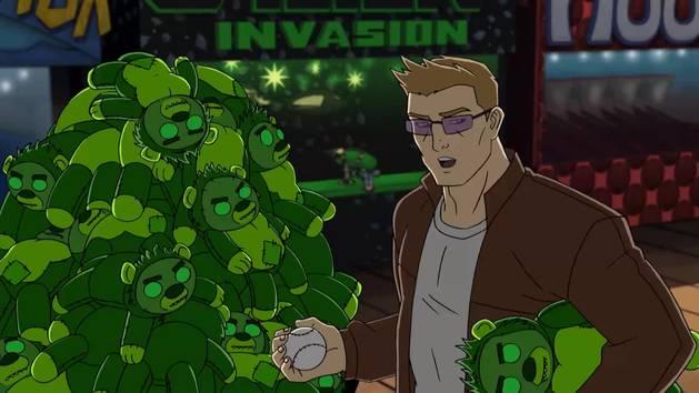 Avengers Assemble - Geheime missie