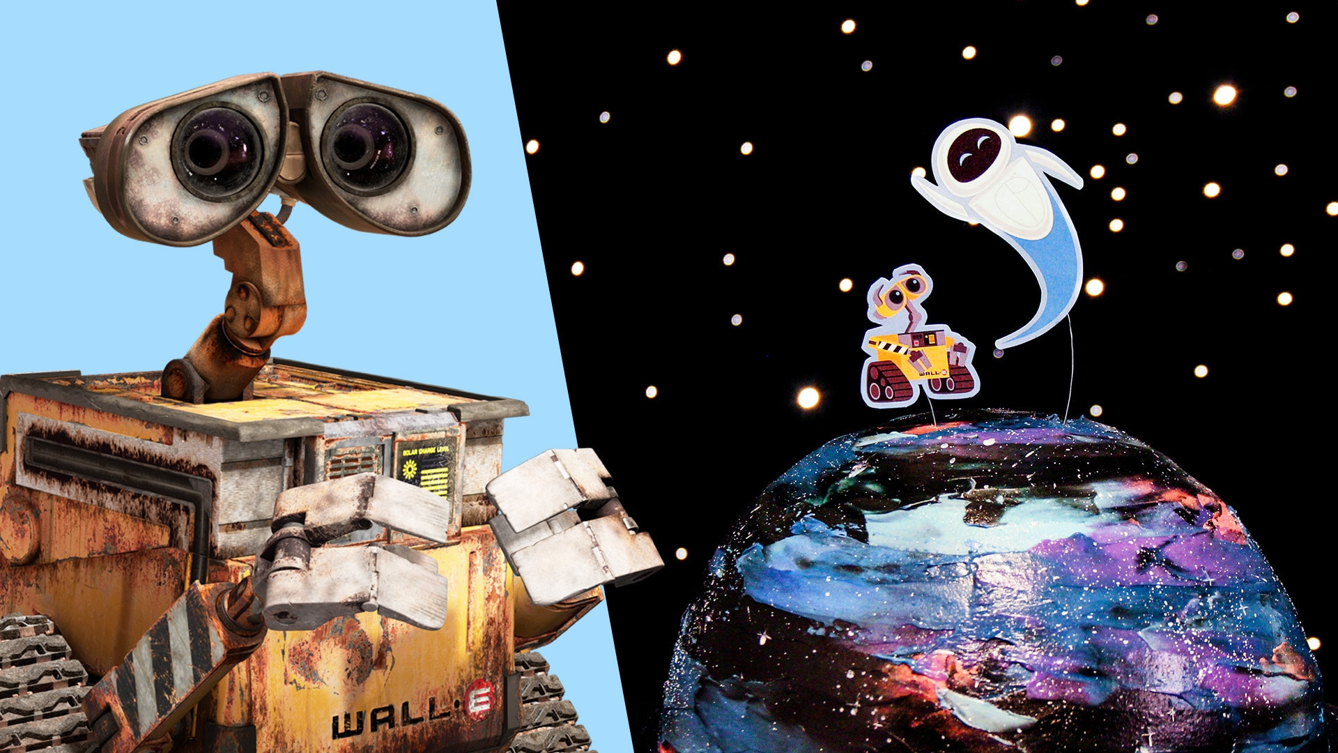 WALL•E Galaxy Cake | Disney Eats