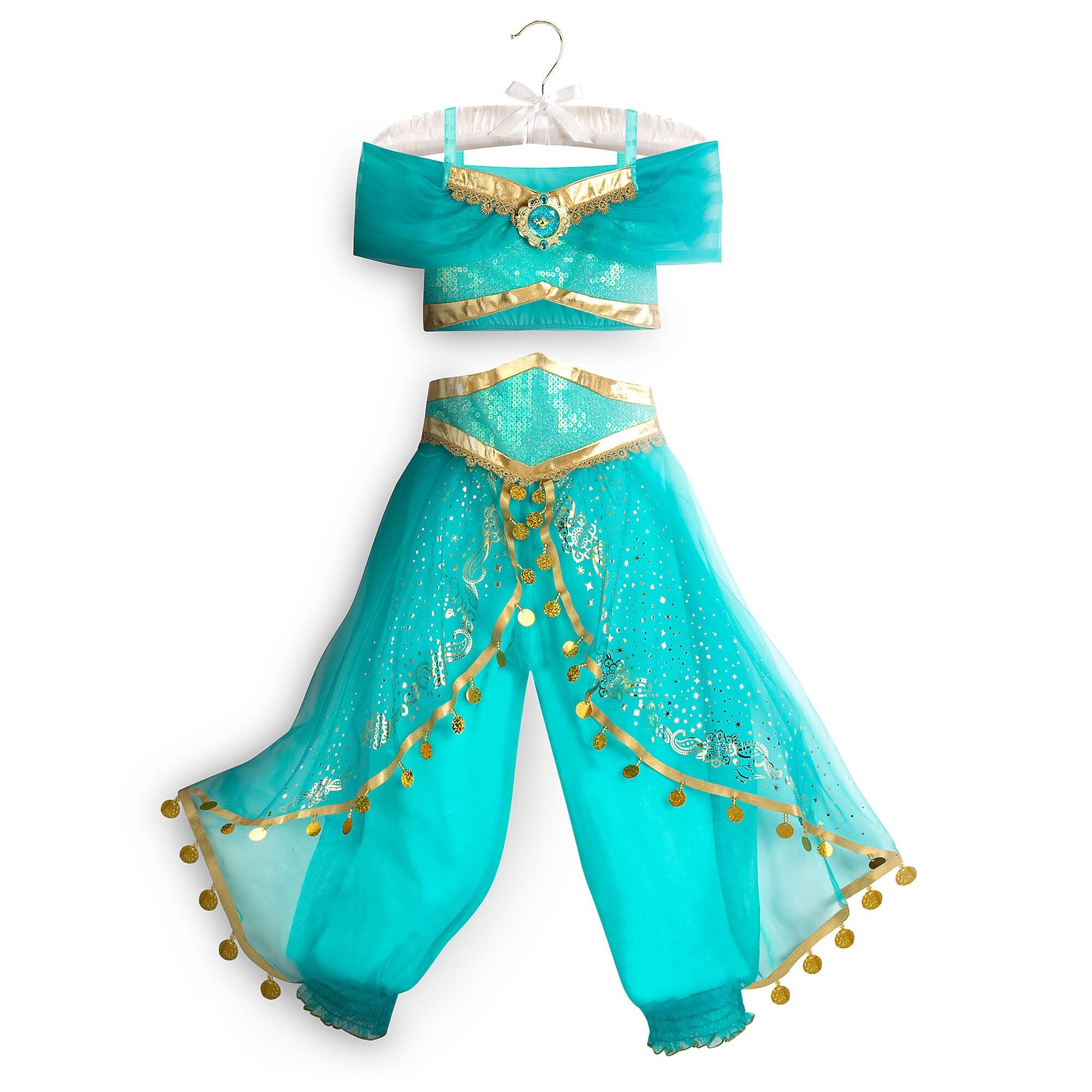 Thumbnail Image of Jasmine Costume for Kids # 1  sc 1 st  shopDisney & Jasmine Costume for Kids   shopDisney