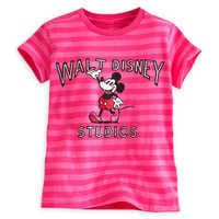 Image of Mickey Mouse Tee for Girls - Walt Disney Studios # 1