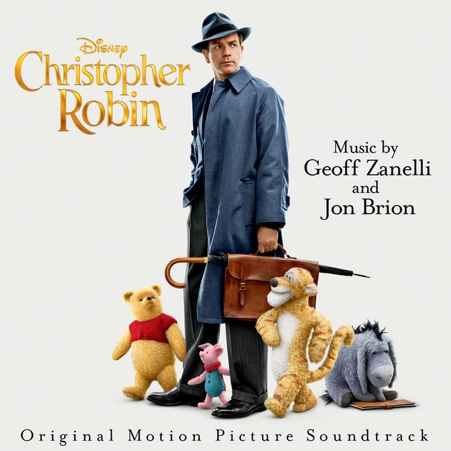 Christopher Robin: Soundtrack