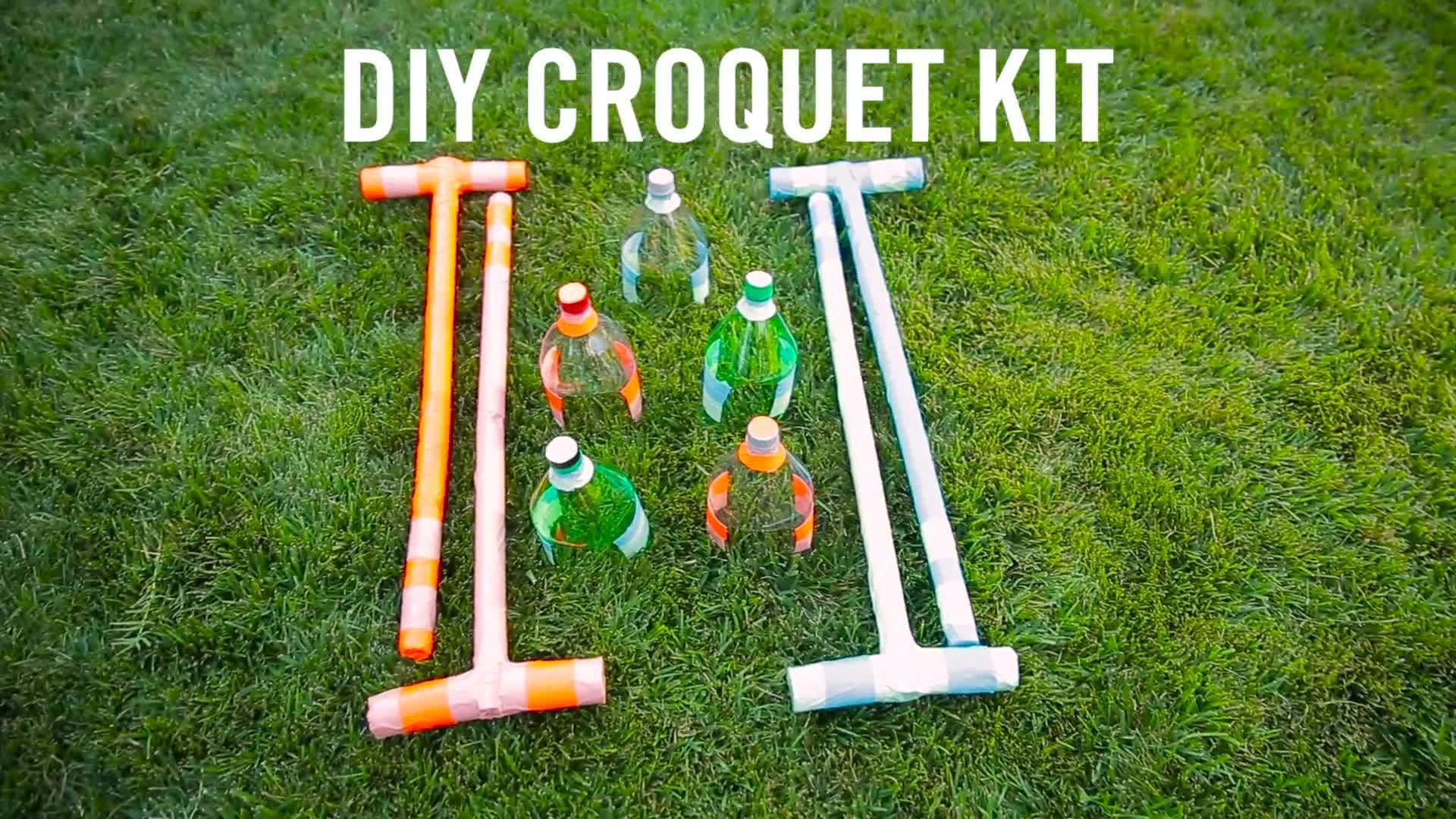 Disney DIY Croquet Kit