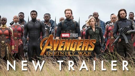 Marvel Studios Avengers: Infinity War – Trailer