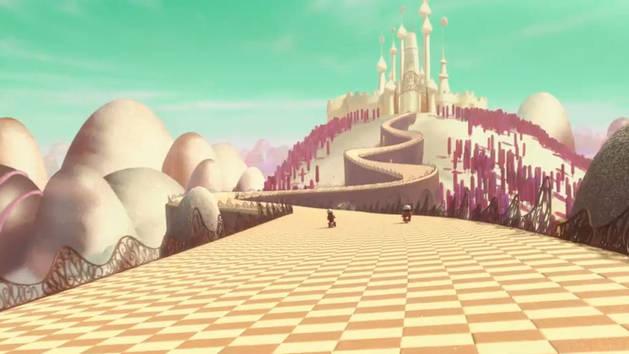 Designing Sugar Rush - Featurette - Wreck-It Ralph