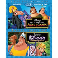 The Emperor's New Groove 2-Movie Collection
