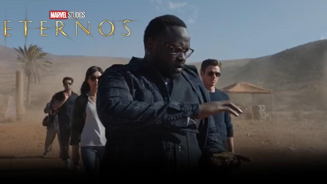 Eternos | Marvel Studios | Spot Oficial Legendado