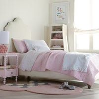 Minnie Mouse How Sweet Quilt by Ethan Allen