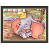 Image of ''Dumbo at the Circus'' Giclée by Michelle St.Laurent # 7