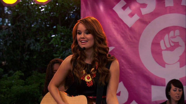 Best Year by Debby Ryan - Play It Loud Music Video