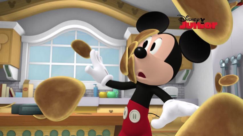 Mickey Mouse e Seu Amigo Pluto | Explosão de sabores
