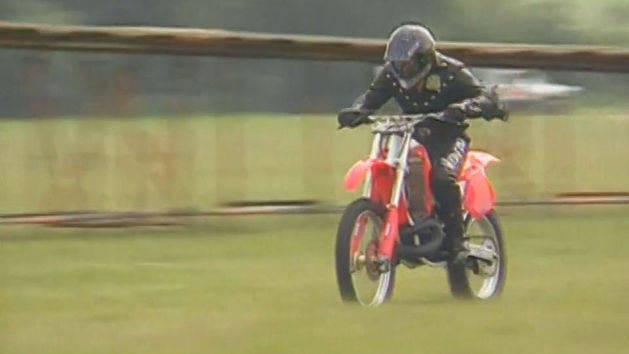 World Record Motocross Jump Attempt