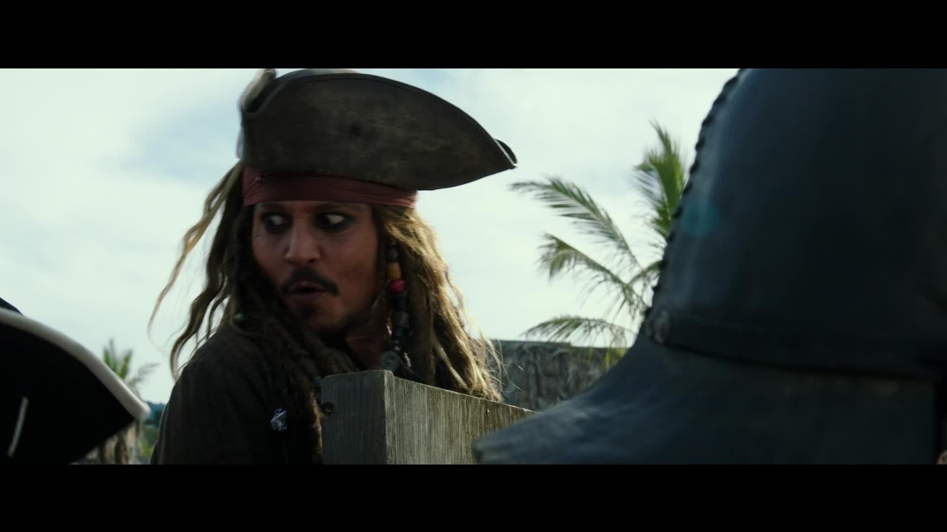 Pirates des Caraïbes : La Vengeance de Salazar - Extrait : La guillotine