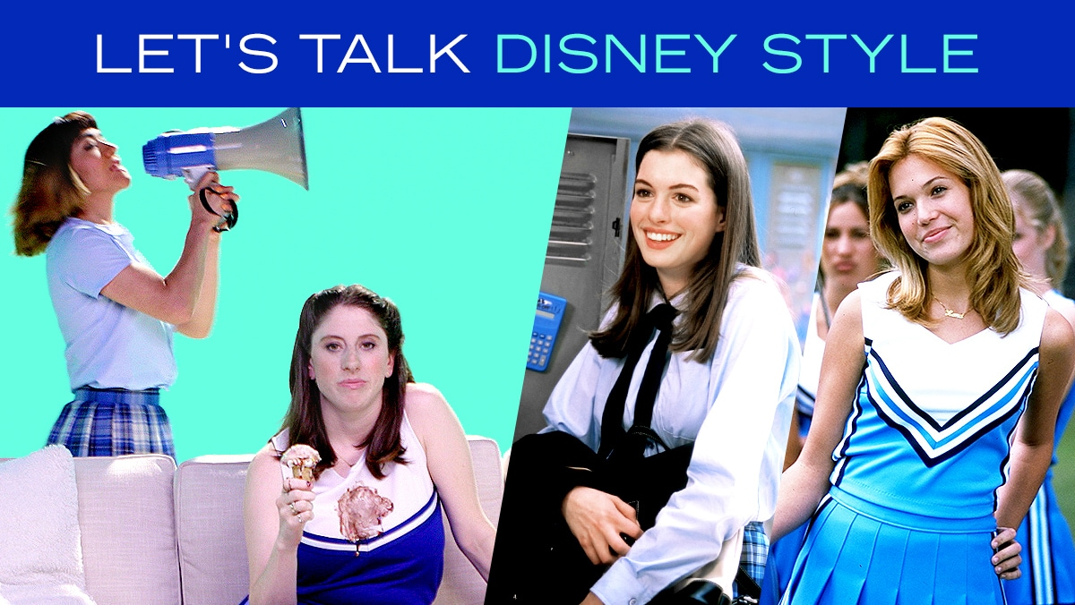 Let's Talk Disney Style: The Princess Diaries | Disney Style