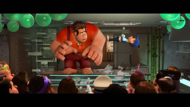 Wreck It Ralph - Watch at home