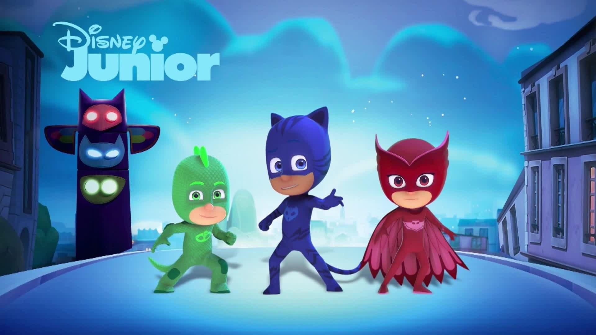 PJ Masks, en septiembre en Disney Junior