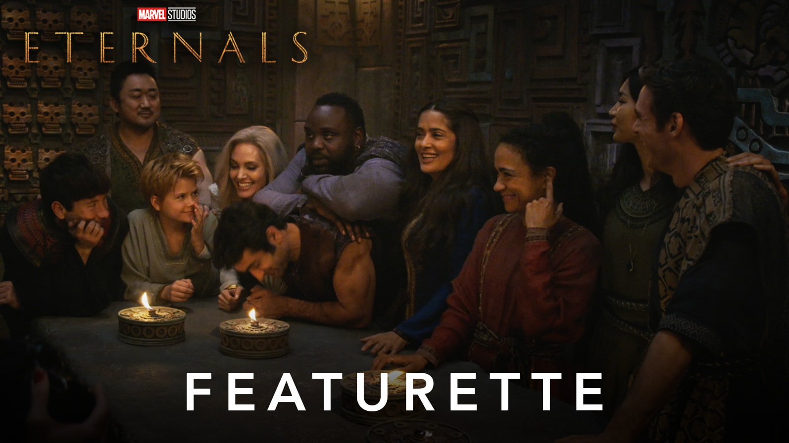 In The Beginning Featurette | Marvel Studios' Eternals
