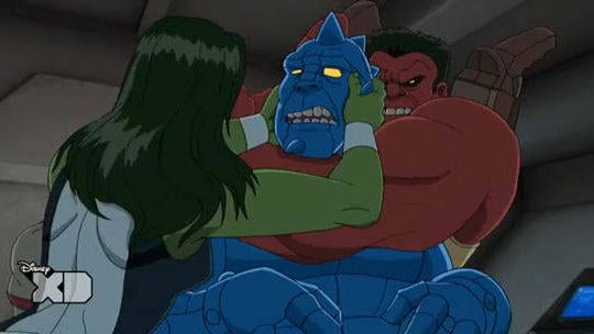 Hulk and the Agents of Smash - Hunted