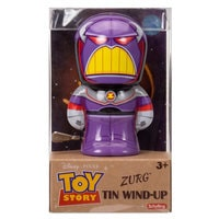 Image of Zurg Wind-Up Toy - 4'' - Toy Story # 2