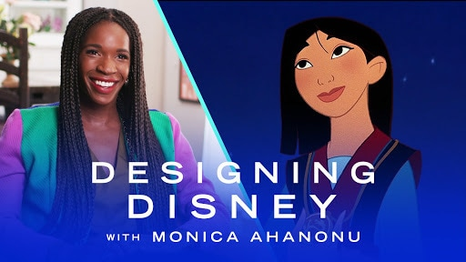 Monica Ahanonu Celebrates the Beauty of Individuality Through Art | Designing Disney by Disney Style