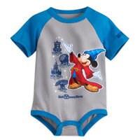 Sorcerer Mickey Mouse Bodysuit for Baby - Walt Disney World 2017