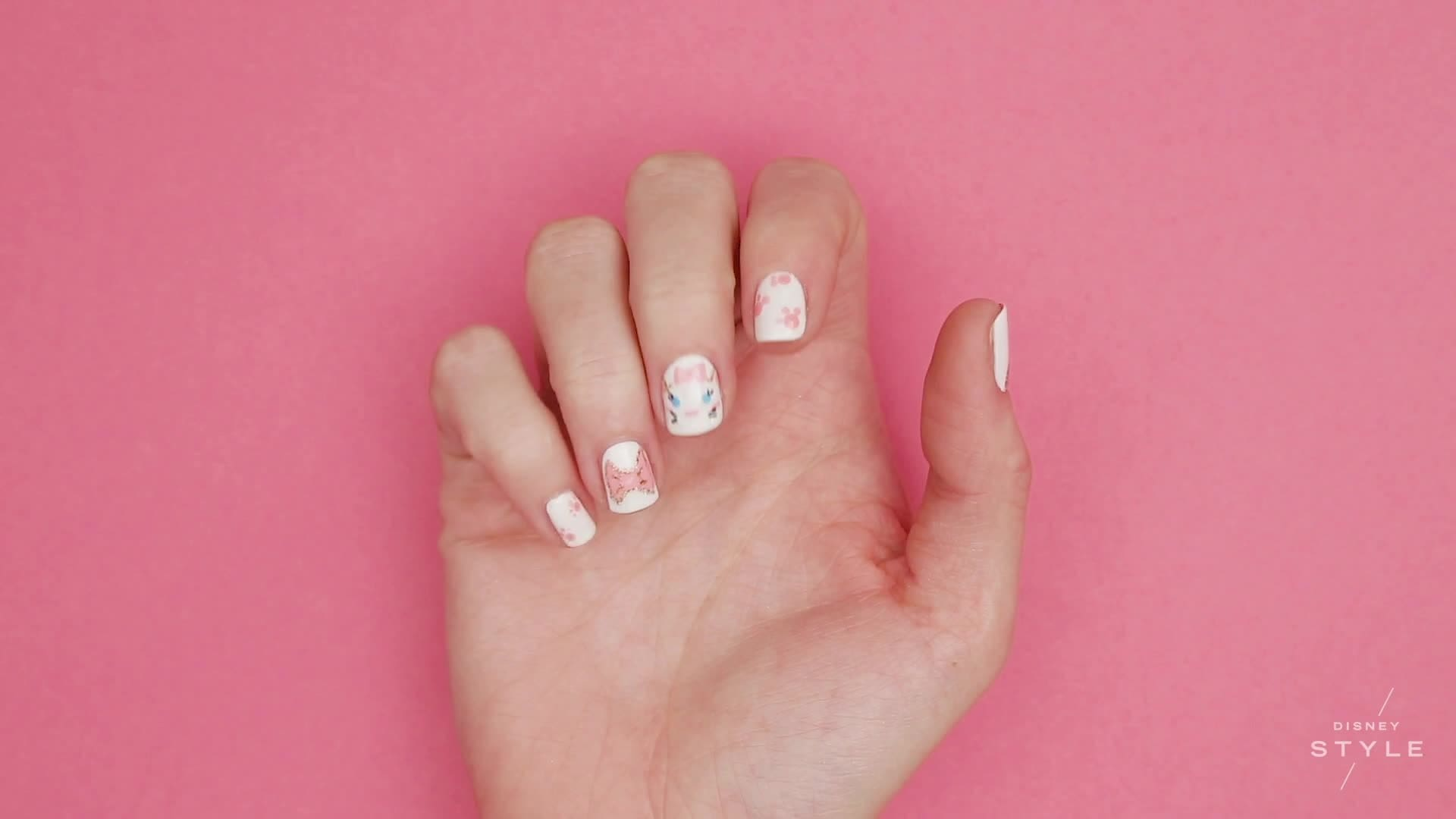 Aristocats Nail Art | TIPS