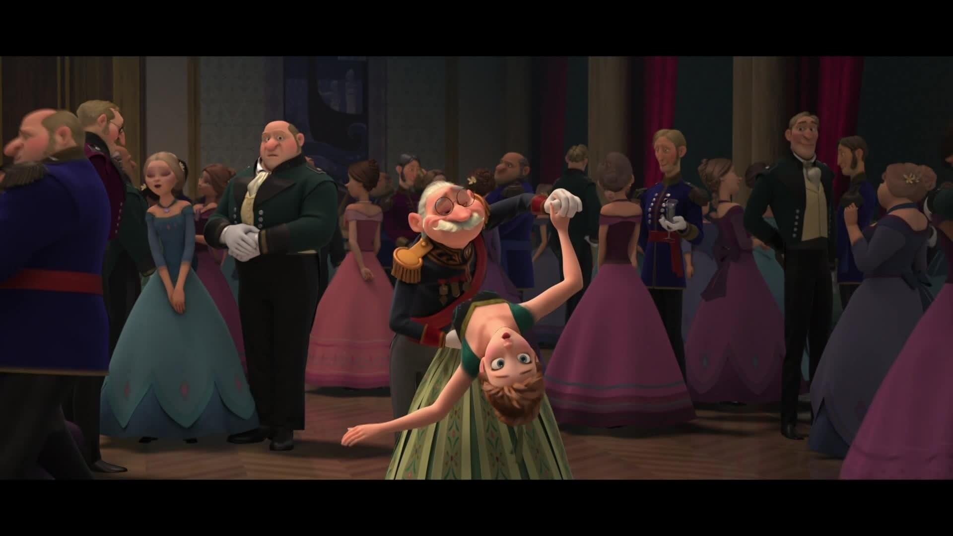 Olaf, Le Roi de la Gaffe - Trouver les bons gestes