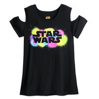 Star Wars Logo Fashion Tee for Women by Star Wars Boutique