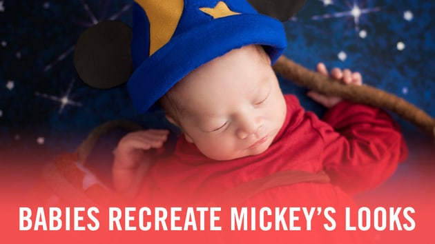 Mom Transforms Eight Babies into Mickey Mouse's Most Iconic Looks | Babble Buzz by Babble
