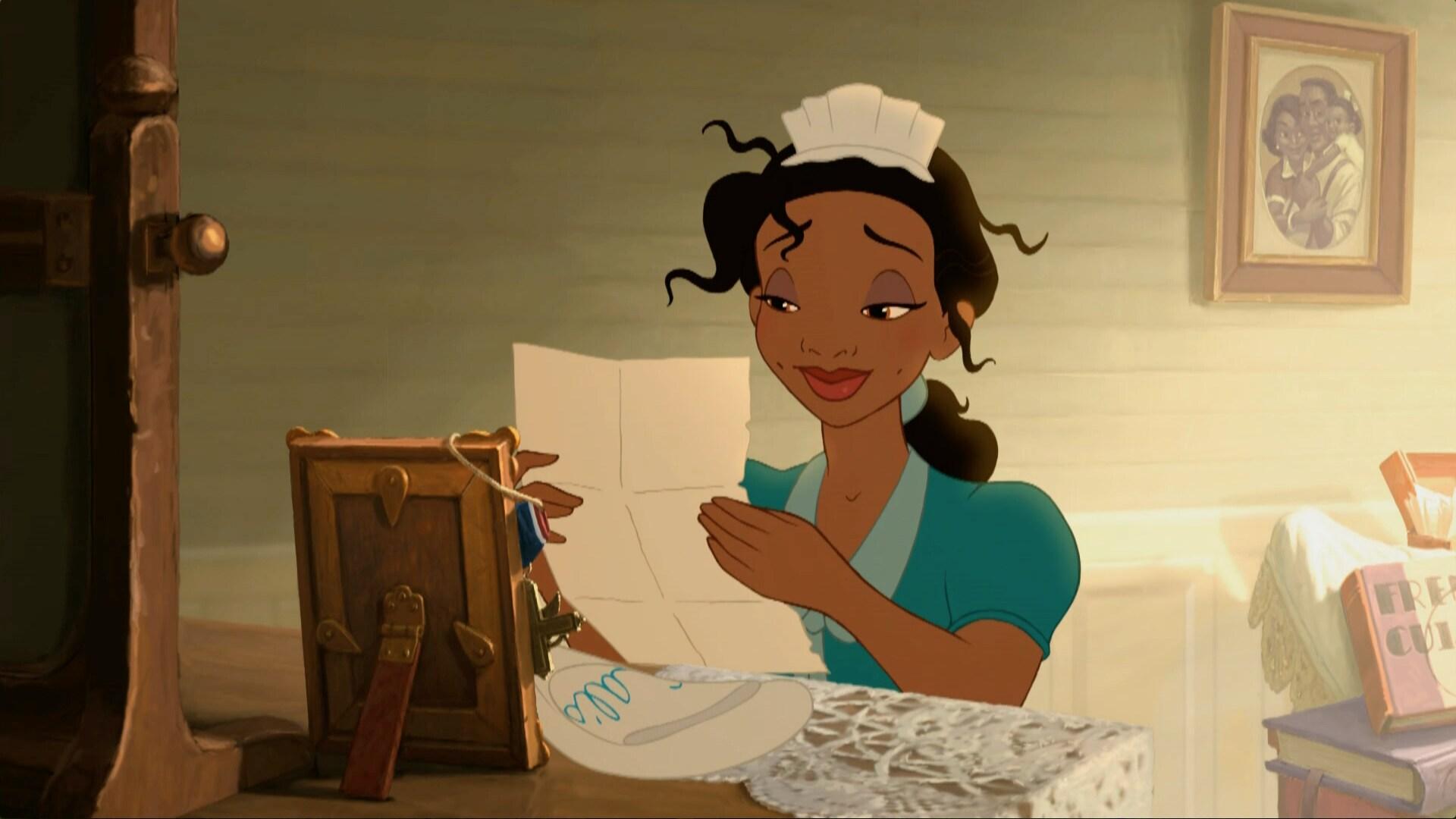 Sonhando como Tiana - Sou princesa, sou real
