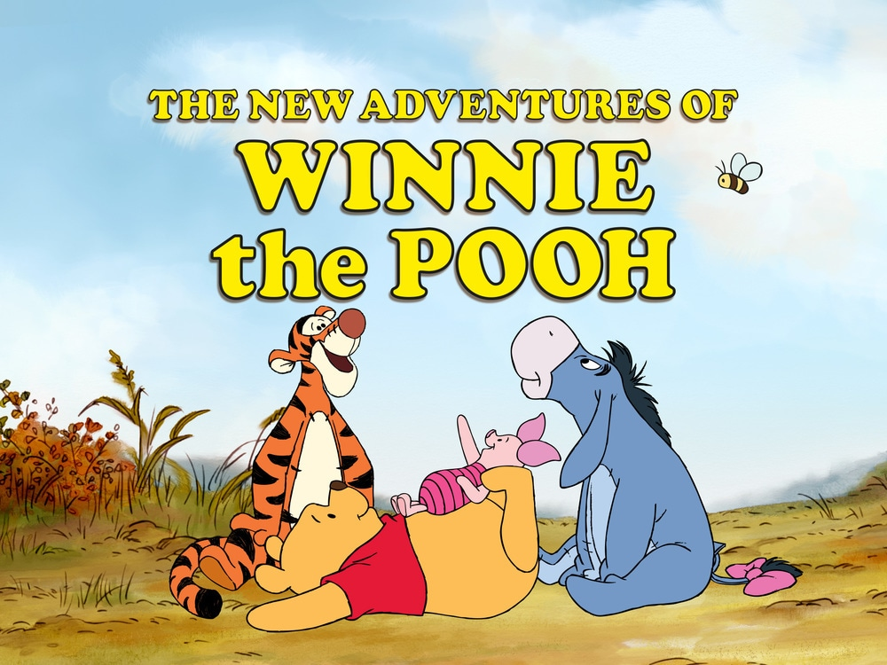 The New Adventures of Winnie The Pooh (Intl Version) (Overall Series)  DisneyLife