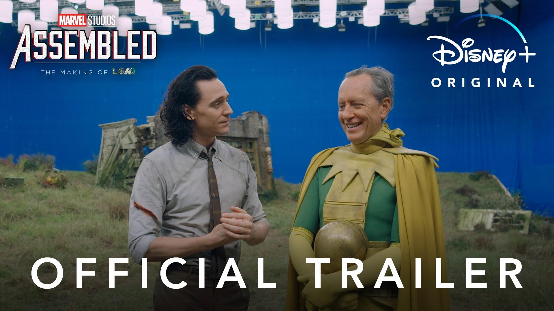 Marvel Studios Assembled: The Making of Loki   Official Trailer