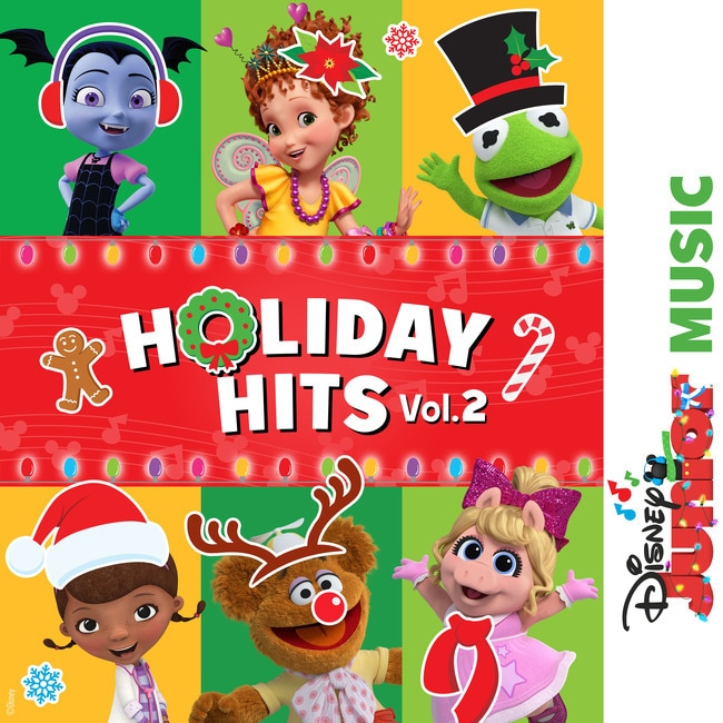 Disney Junior Music: Holiday Hits Vol. 2