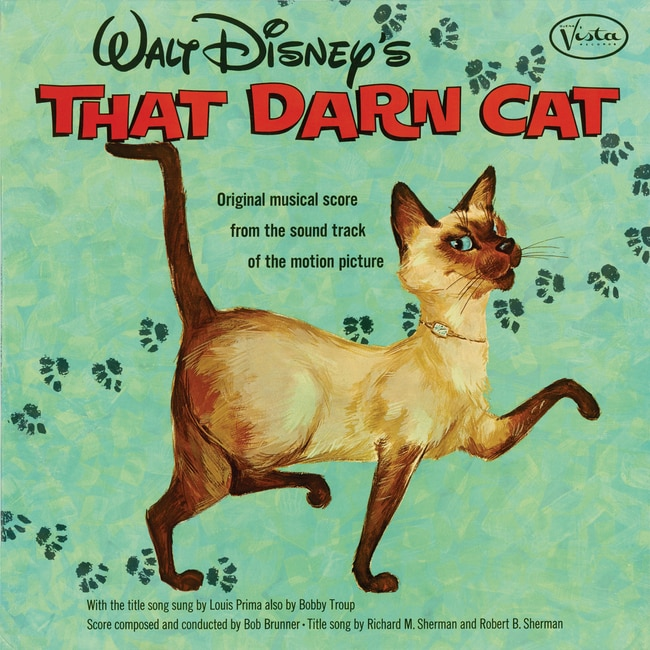 That Darn Cat: Soundtrack